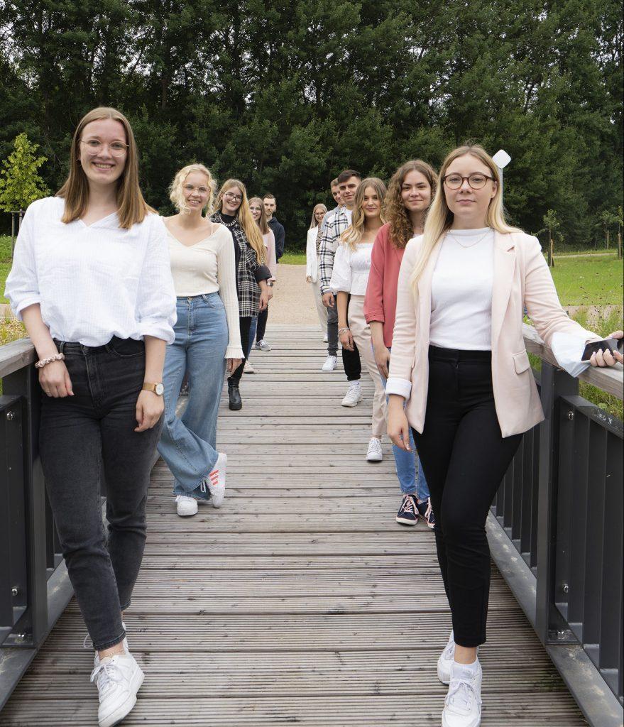Schnuppertag 2021 - Gruppenfoto