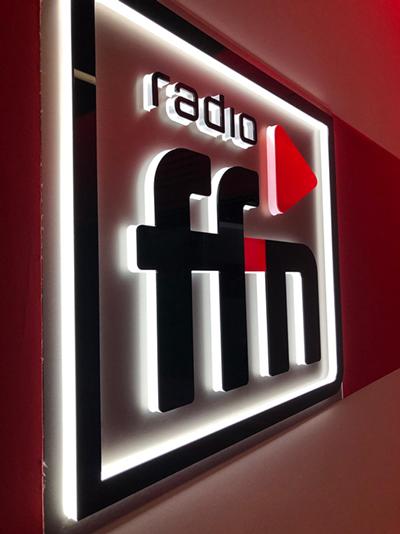 Praktikum bei ffn Logo